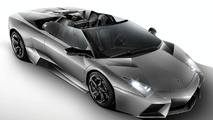 Lamborghini Reventon Roadster Officially Revealed