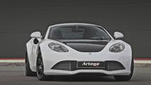 Artega SE electric vehicle - 03.03.2011