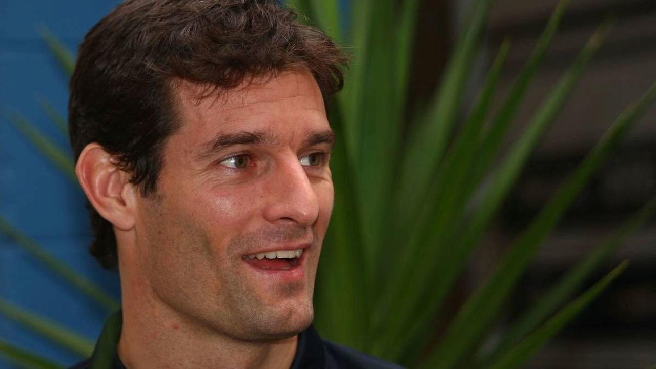 Sao Paulo, Brazil, Mark Webber (AUS), Red Bull Racing - Formula 1 World Championship, Rd 16, Brazilian Grand Prix, Thursday