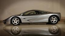 First production McLaren F1, 600, 17.08.2010