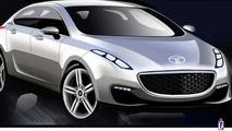 Tata PR1MA Concept design sketch