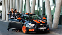 Chevy Cruze Bumblebee by Irmscher with Kai Noll and Babette Konau