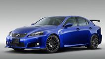 Lexus IS F Club Performance Accessory 18.01.2011