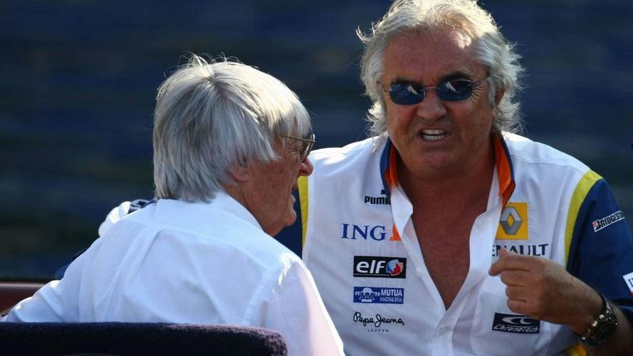 Briatore 'welcome' to return to F1 - Ecclestone