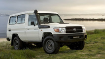 2007 Toyota LandCruiser 78 Troop Carrier Workmate