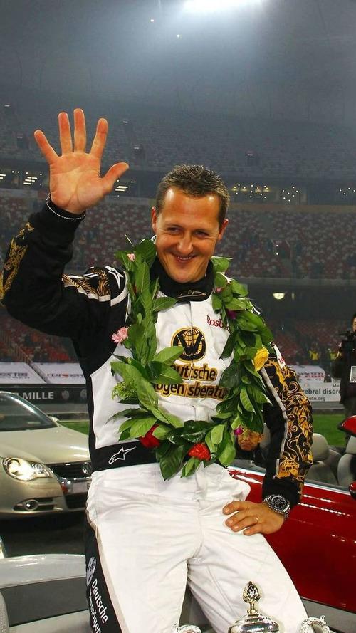 FOTA survey shows Schumacher most famous F1 driver