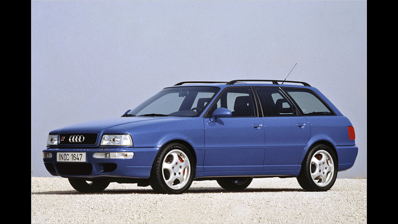 1994: Audi Avant RS 2