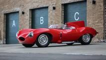 1956 Jaguar D-Type Auction