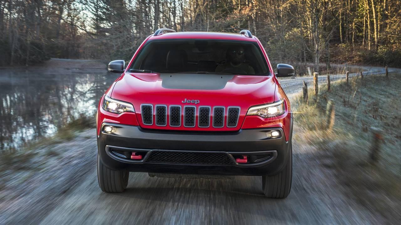 2019 Jeep Cherokee Trailhawk Photo