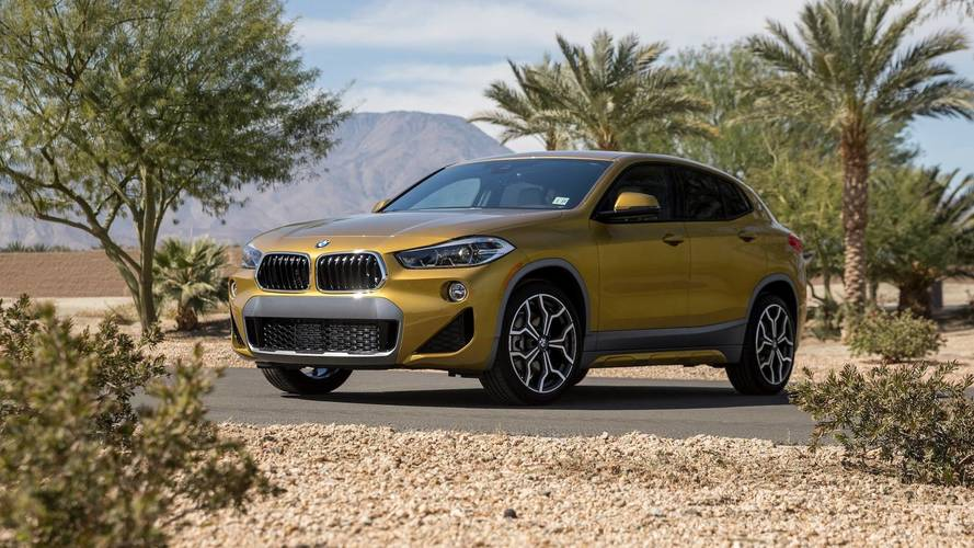 2018 BMW X2 First Drive: More Fun Than X1