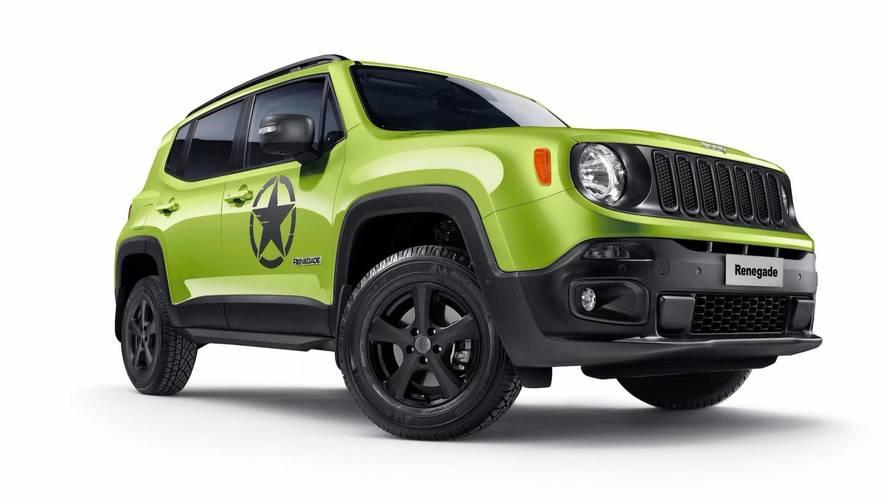Jeep mostrará Renegade com novos acessórios Mopar em Genebra