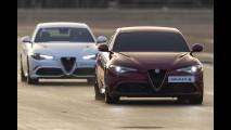 Alfa Romeo Giulia Quadrifoglio, nuovo record