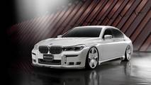 BMW Série 7 Black Bison par Wald International