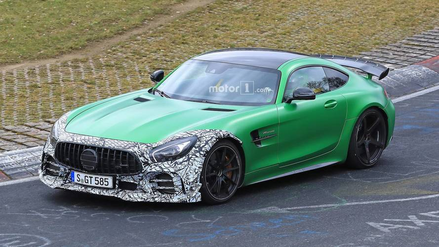 Mercedes-AMG Developing Lighter, Track-Focused GT R