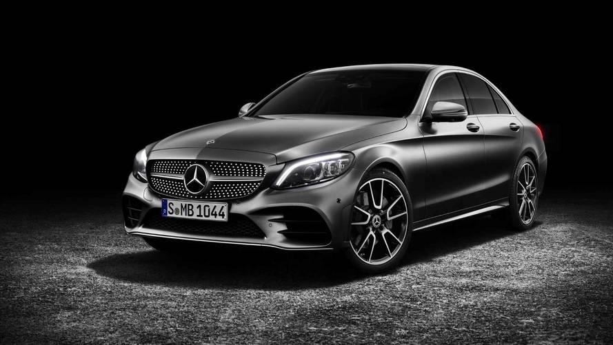 2019 Mercedes-Benz C-Class Refresh Gets HP Boost, Tech Upgrade