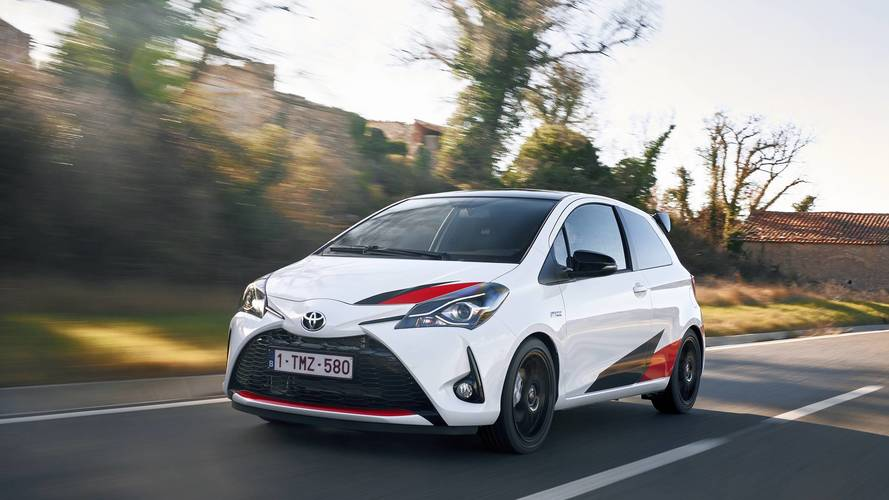 Toyota Yaris GRMN 2018: las 5 claves del Yaris más deportivo