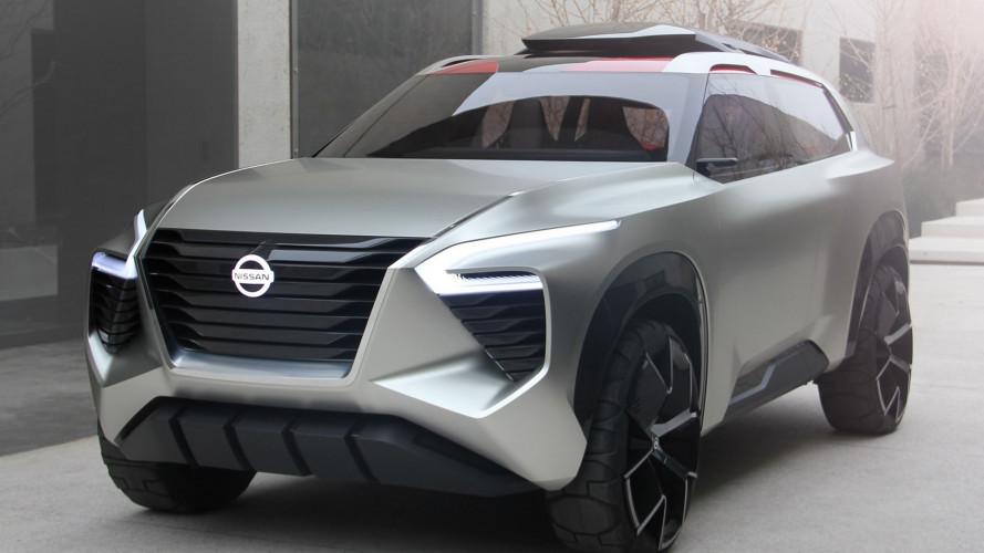 Nissan XMotion in Detroit 2018