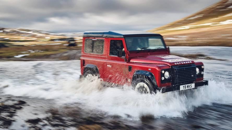 Le Land Rover Defender vit toujours, et il s'offre même un V8 de 405 chevaux