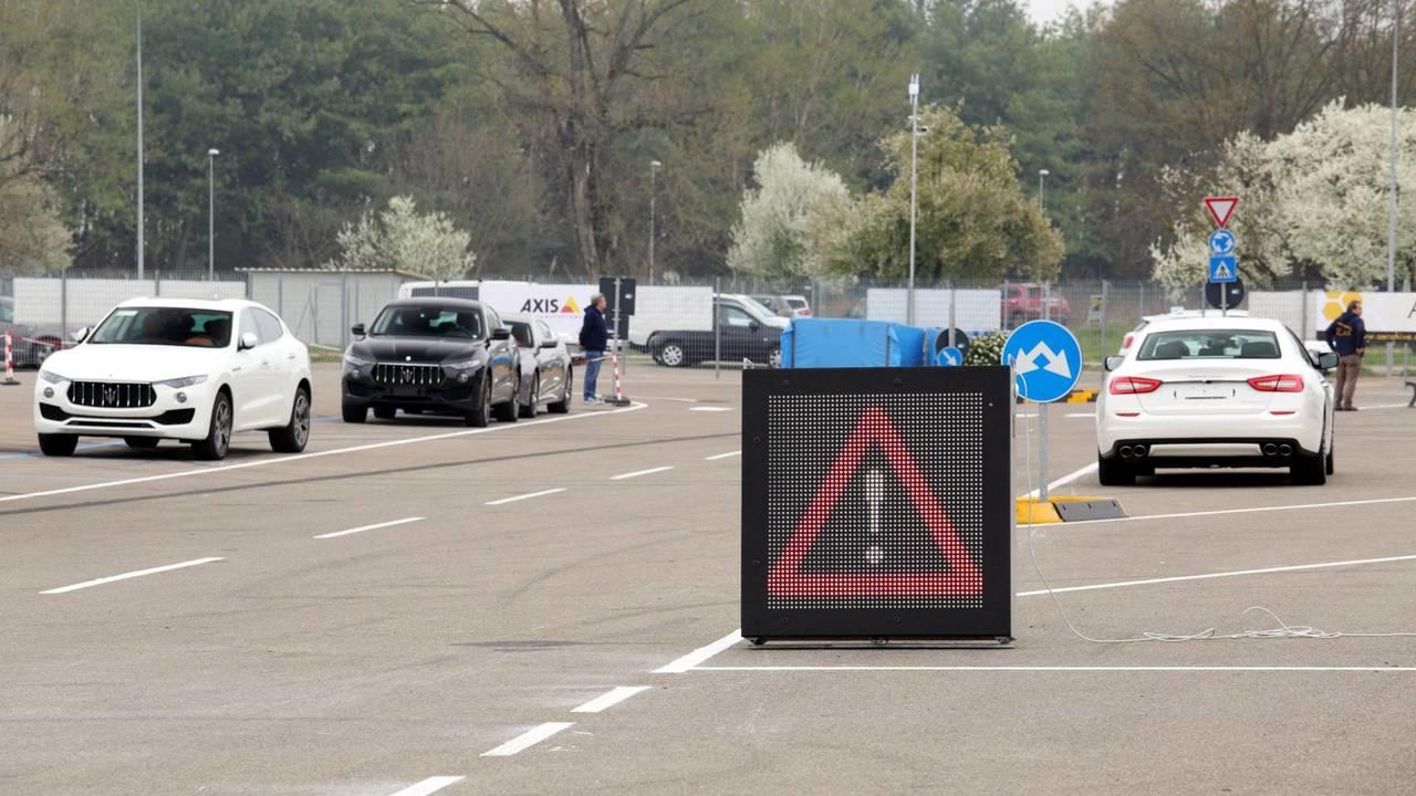 Progetto Masa all'Autodromo di Modena
