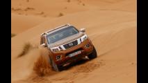 Nissan Navara, la prova nel deserto 011