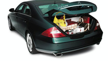 Mercedes-Benz CLS500 Holiday Gift Package