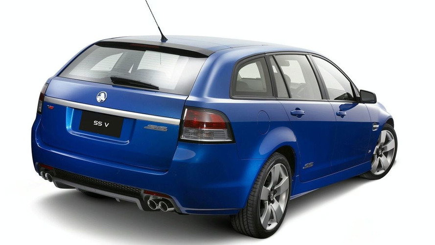 Production Ready Holden VE Sportwagon Unveiled in Melbourne