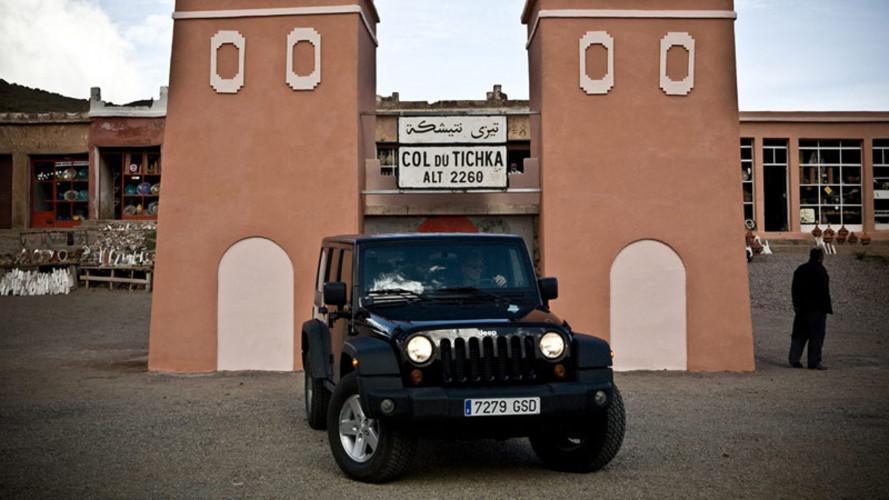 Viaggi - Marrakech - Boumalne Dades