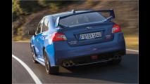 Subaru WRX STi vor dem Ende