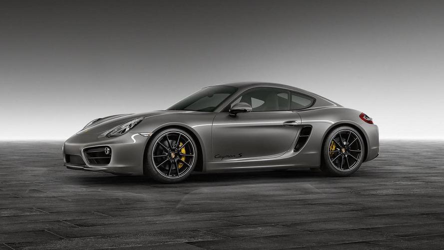 Porsche Exclusive unveils Agate Grey Cayman S