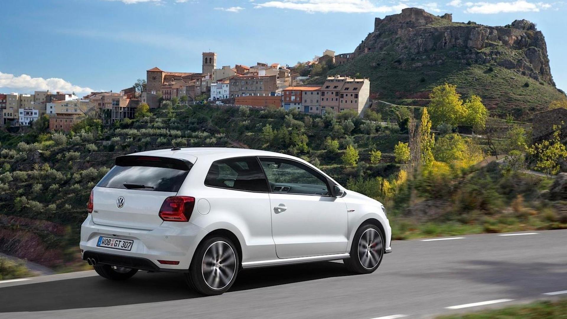 Быстрый Volkswagen Polo GTI