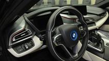 BMW i8 in Sophisto Grey from BMW Abu Dhabi