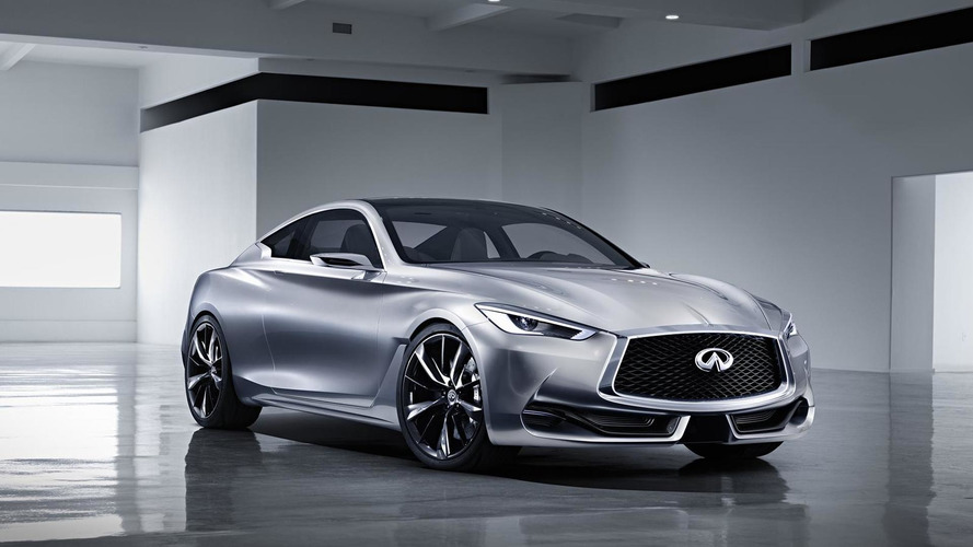 Infiniti Q60 concept fully revealed with twin-turbo 3.0-liter V6 engine [video]