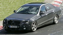Mercedes E63 AMG Spy Photos