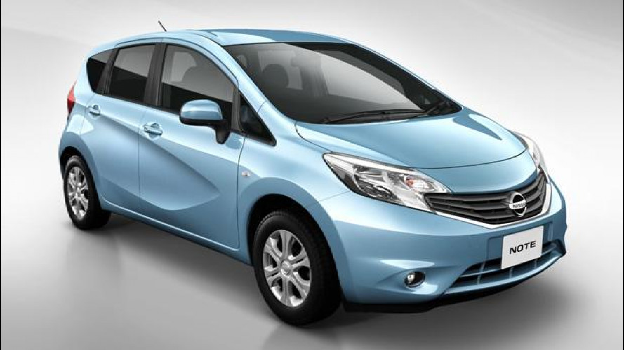 Nuova Nissan Note: l'anteprima giapponese