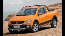 Volkswagen lança a Nova Saveiro Cross - Pick-up com visual off-road chega por R$ 41.840
