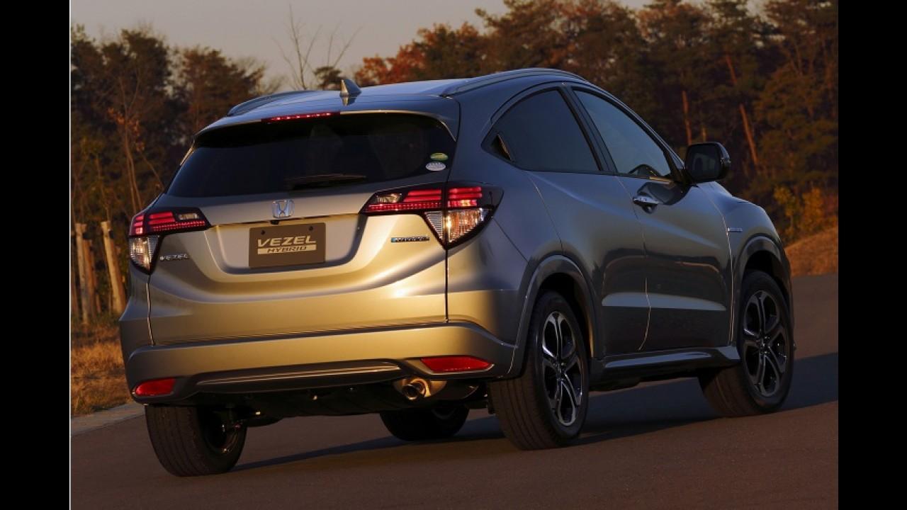 Honda inaugura centro de pesquisa e confirma produção do Vezel no Brasil