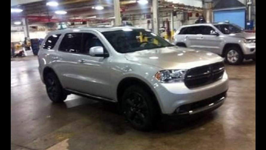 Dodge Magnum 2012: Vaza imagem do sucessor do Dodge Durango