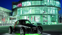 Audi urban concept automatic wireless charging 01.03.2012