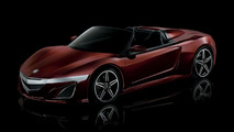 Acura NSX Roadster for The Avengers