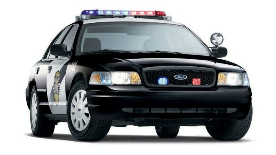 Nostalgia kick: Ford retires the Crown Victoria police car