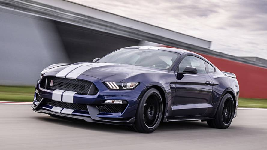 Ford Mustang Shelby GT350 Debuts Aero Tweaks From The Upcoming GT500