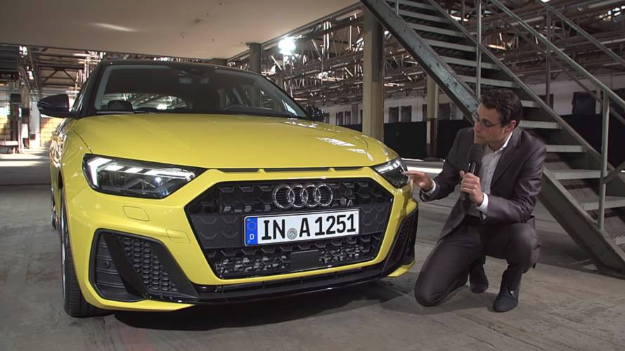 2019 Audi A1 Sportback Extensively Detailed In 20-Minute Video