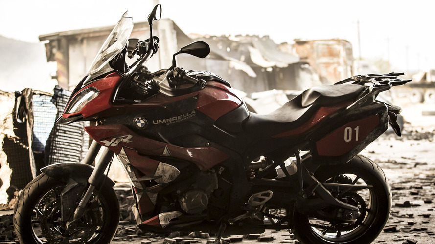 BMW S 1000 XR makes film debut in 'Resident Evil: The Final Chapter'
