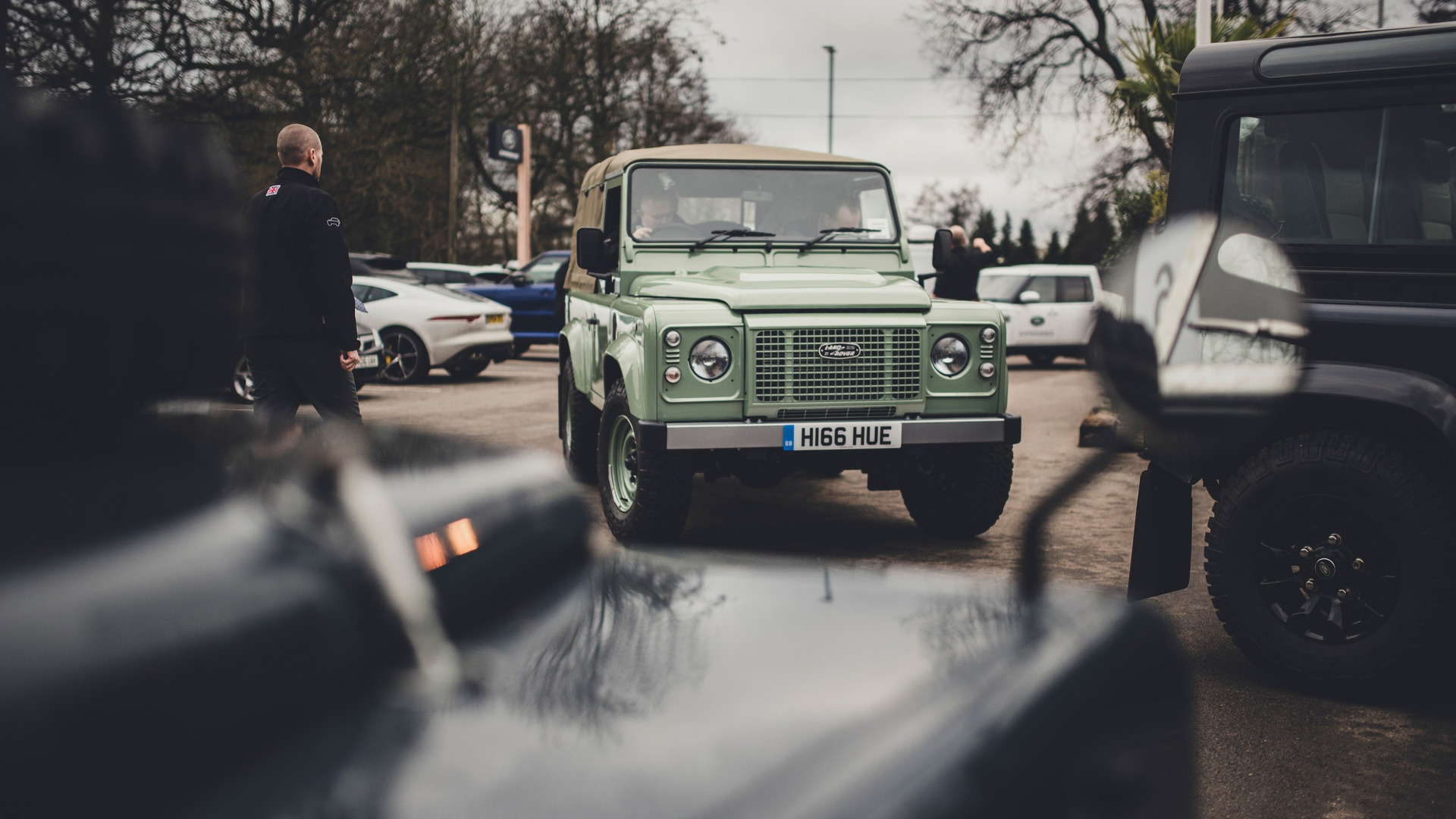 r land classifieds station for used rover bespoke landrover north sale till pistonheads in spec yorkshire warranty extension wagon high l cars defender xs