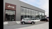 Mirando liderança com Renegade, Jeep triplica rede de concessionárias