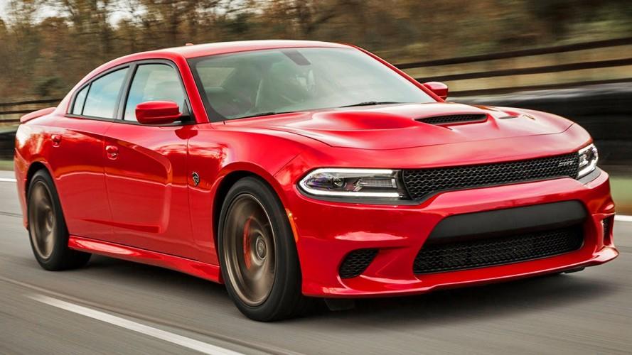 Sedã mais potente do mundo, Dodge Charger Hellcat estará no Salão do Automóvel