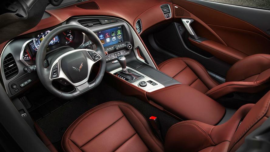 Chevrolet Corvette C7 Stingray éditions spéciales