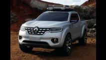 Picape downsizing: Renault Alaskan terá motor 1.6 turbodiesel de 160 cv