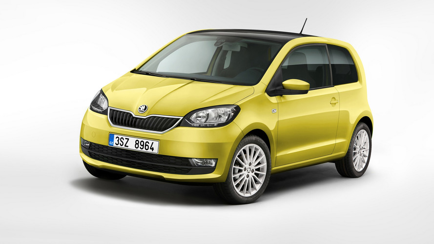 First Production Skoda EV To Be Based On Citigo?