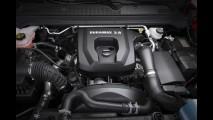Irmãs da S10, Colorado e GMC Canyon ganham motor diesel 2.8 Duramax